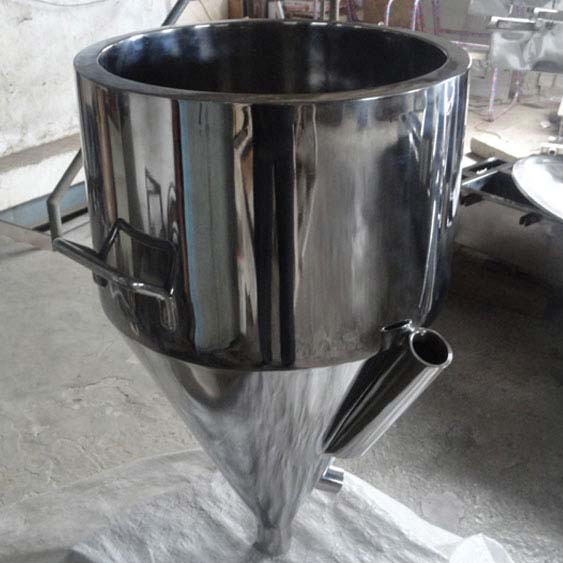 Jacketed Hopper