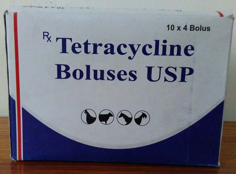 Tetracycline Bolus