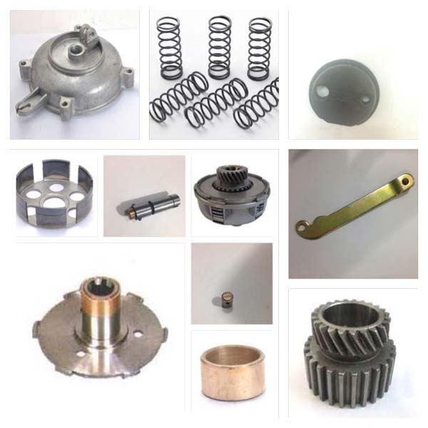 Piaggio Ape Clutch Parts