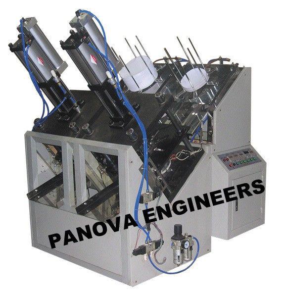 High Speed Paper Plate Making Machine  sc 1 st  Panova Engineers & Paper Plate Making MachinePaper Plate Making Machine Manufacturers