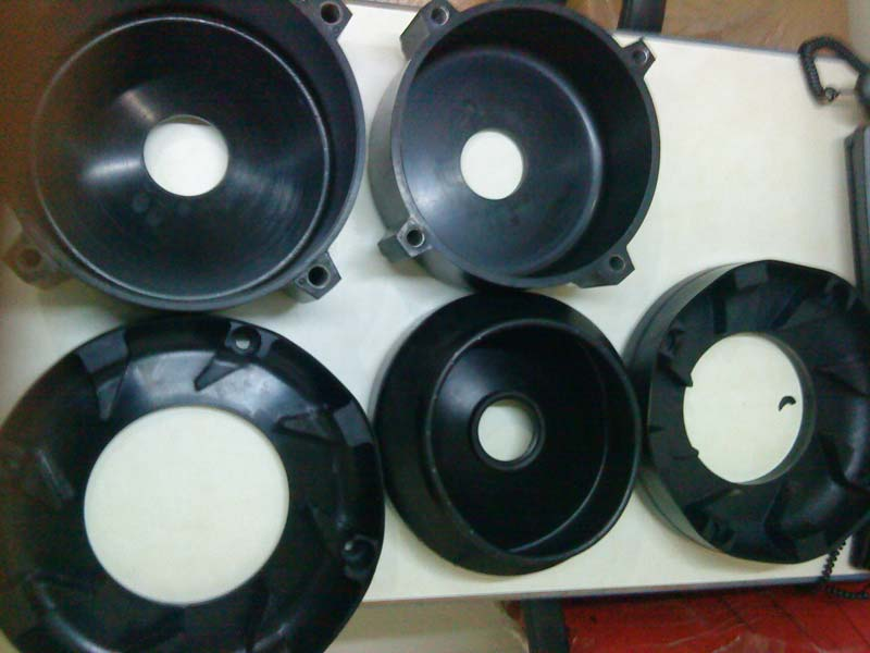 Dewatering Pump Rubber Diffuser Rings