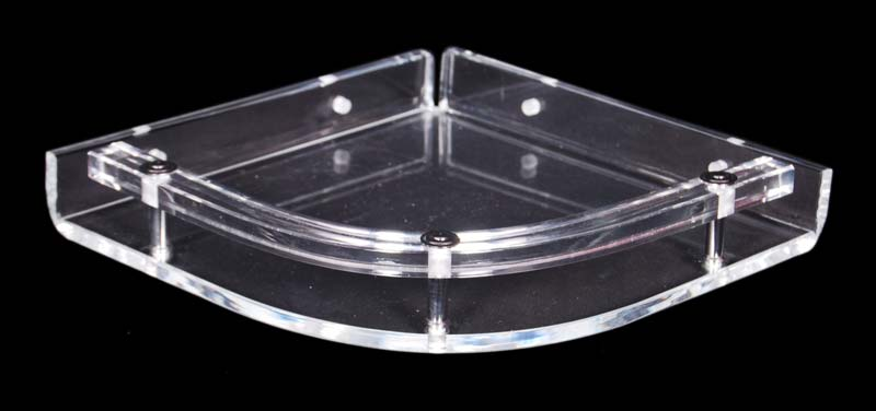 Acrylic Corner Shelves Bathroom Acrylic Corner Shelves Manufacturers