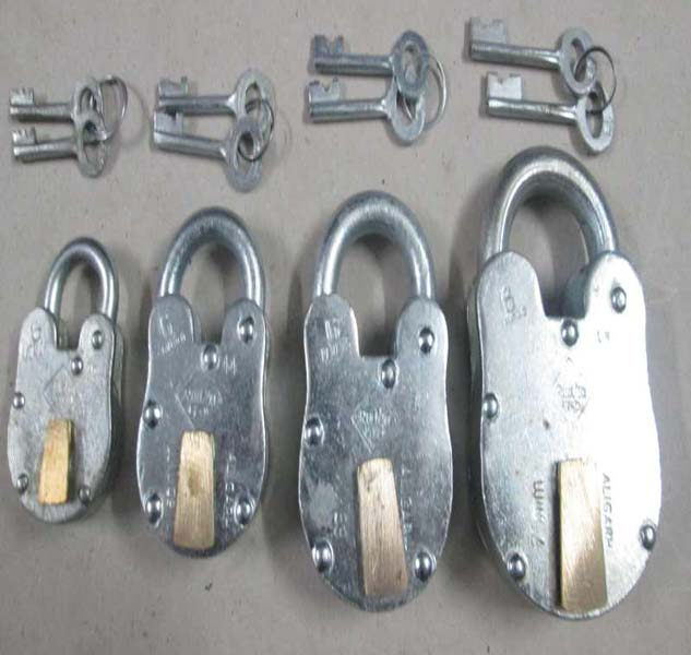 GI Pad Locks