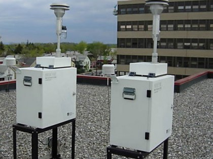 Air Quality Monitoring and Testing Services