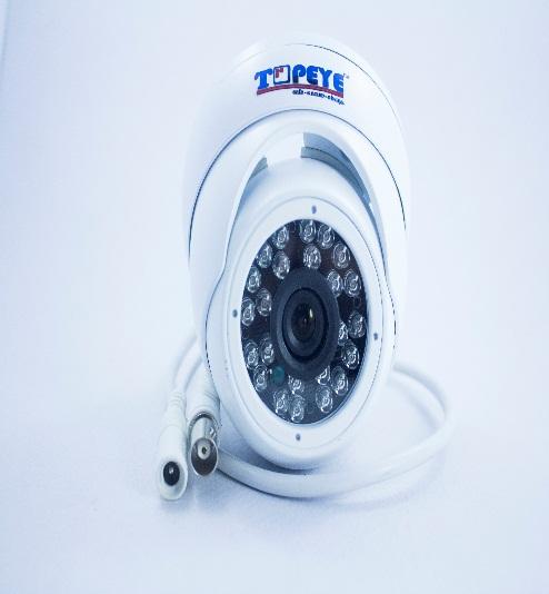 CCTV Dome Cameras 01