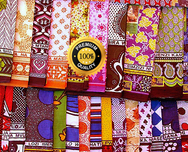 Khanga Kitenge Fabric 04