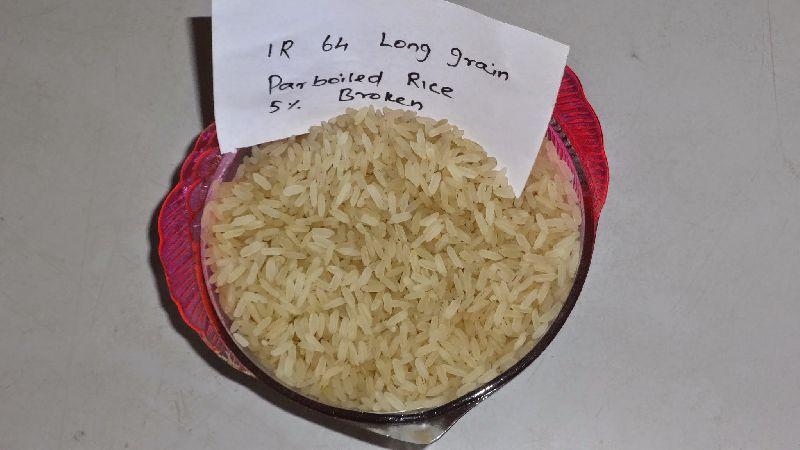 IR 64 5% Parboiled Non Basmati Rice