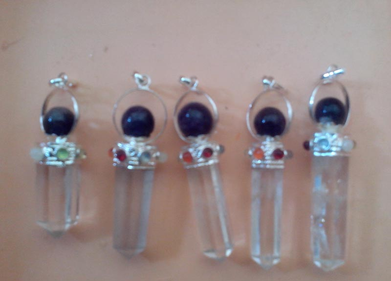 Agate Crystal Pencils