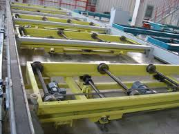 Skid Conveyor System