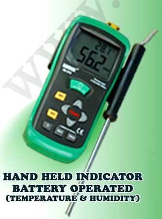 Hand Held Indicator