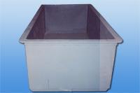 Hard Chrome Plating PVC Tanks