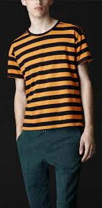 Mens Knitted Round Neck T Shirts