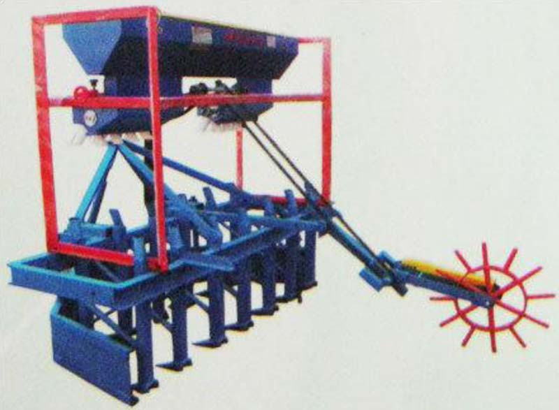 Seed Driller