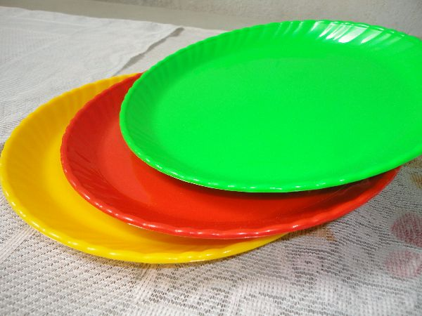 7.5 Inch Plastic Plates & 7.5 Inch Plastic Plates Manufacturer Supplier in Kollam India