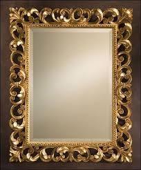 Framed Mirror 01