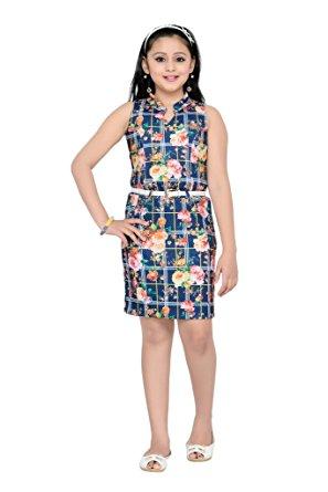 Girls Midi Dress