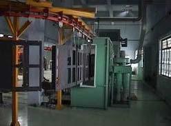 Powder Coating Plant 01
