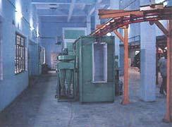 Powder Coating Plant 02