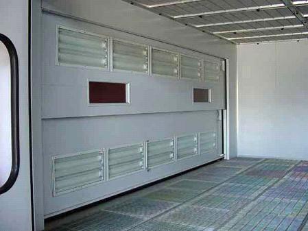 Polishing Booths