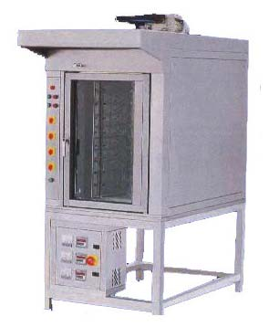 Rotary Rack Oven 03