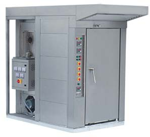 Rotary Rack Oven 04