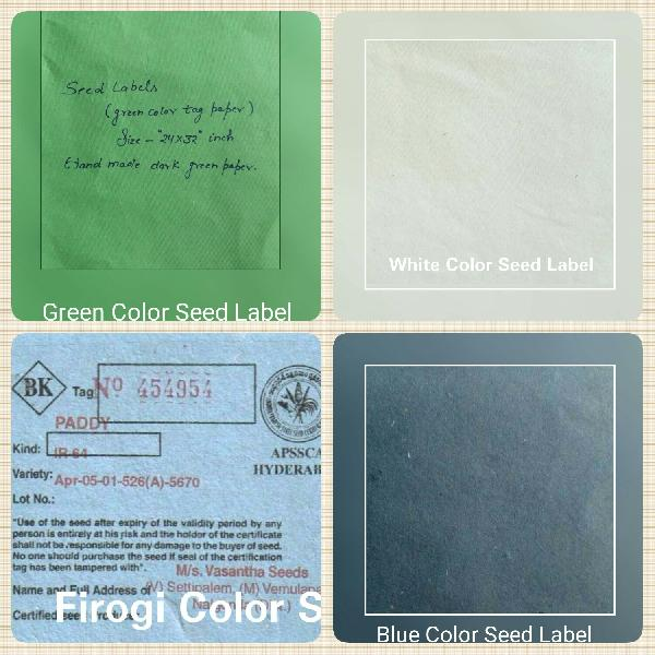 Seed Labels