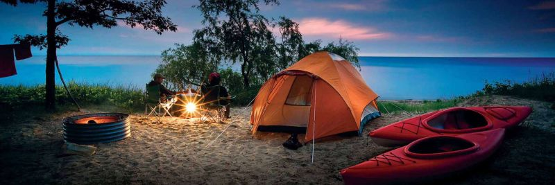 Outdoor Camp Booking Services