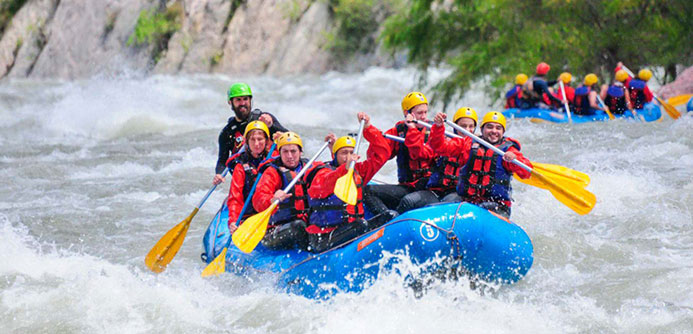 River Rafting Booking Services