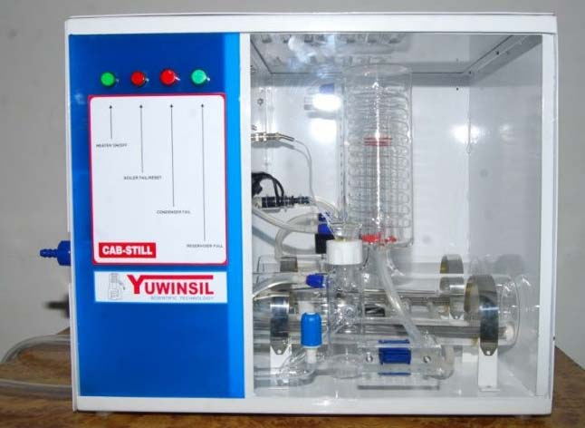 Quartz Automatic Water Distiller Manufacturers Karnataka