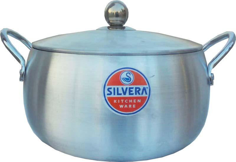 Aluminium Belly Pot
