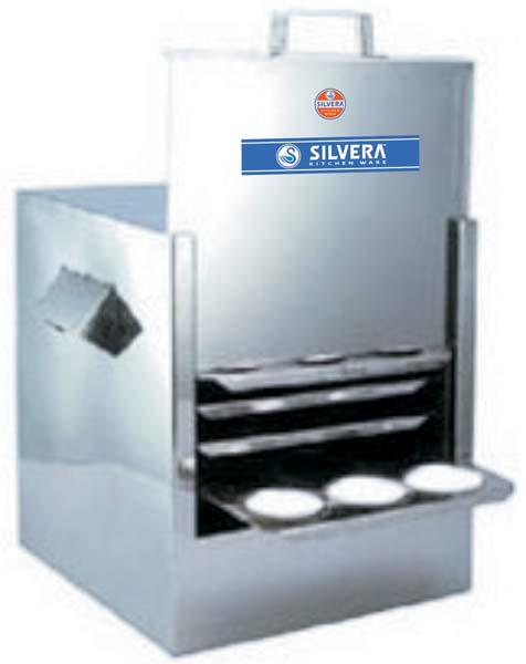 Aluminium Idli Steamer Cooker