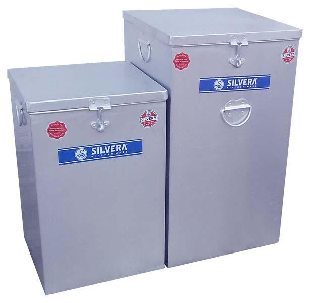 Aluminium Square Containers