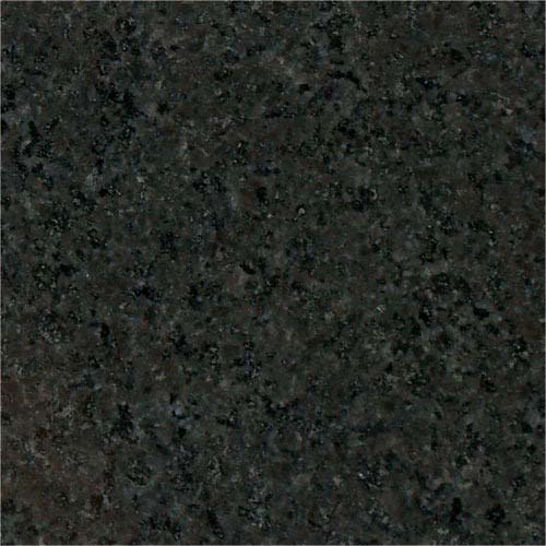 R Black Granite Stone