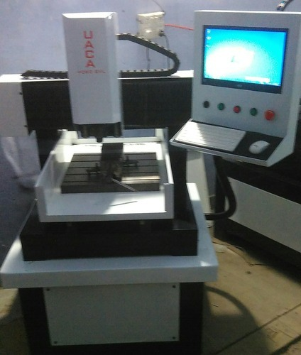 Compact CNC Engraving Machine