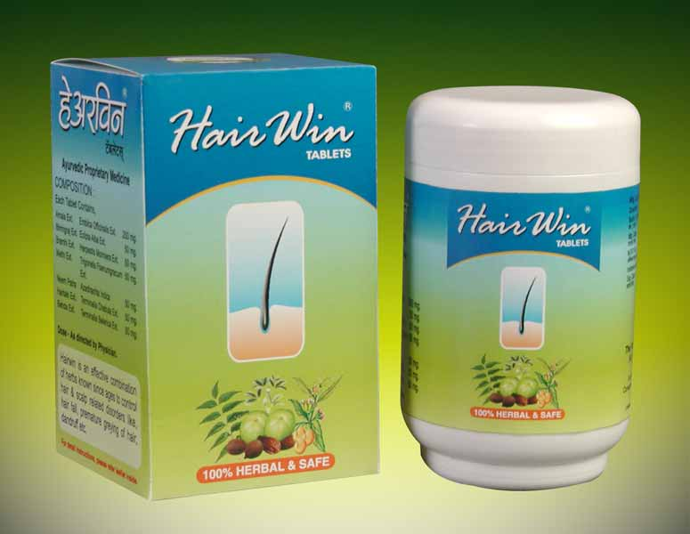 Hairwin Tablets