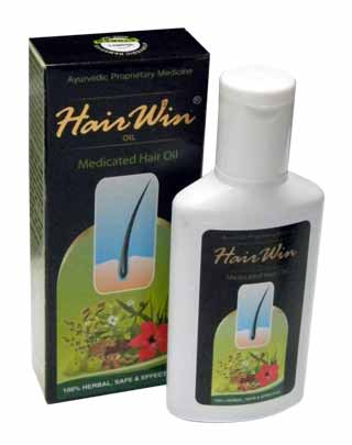 Medicated Hair Oil