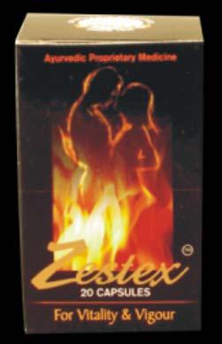 Zestex Capsules