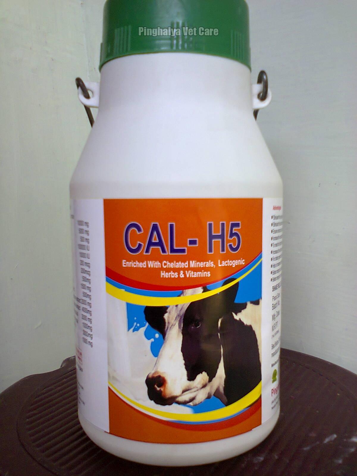 Cal-H5 Liquid Feed Supplement