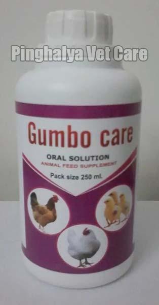 Gumbo Care Liquid Feed Supplement