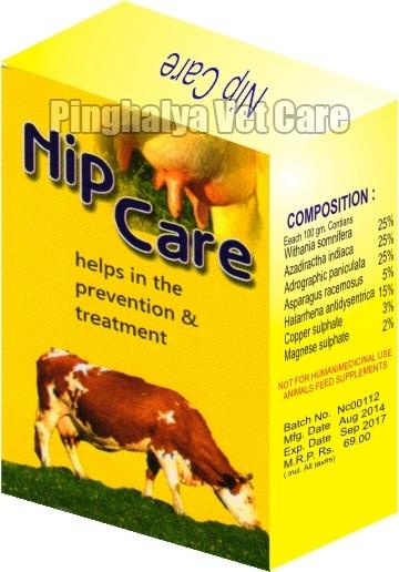 Nip Powder Feed Supplement