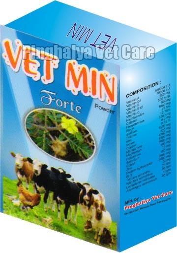 Vet Min Forte Powder Feed Supplement
