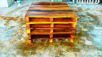 Chemical Treated Wooden Pallets