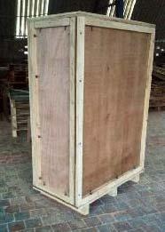 Vertical Plywood Box