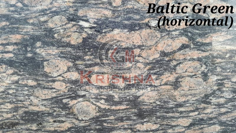 Baltic Green Granite Stone