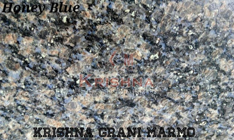 Honey Blue Granite Stone