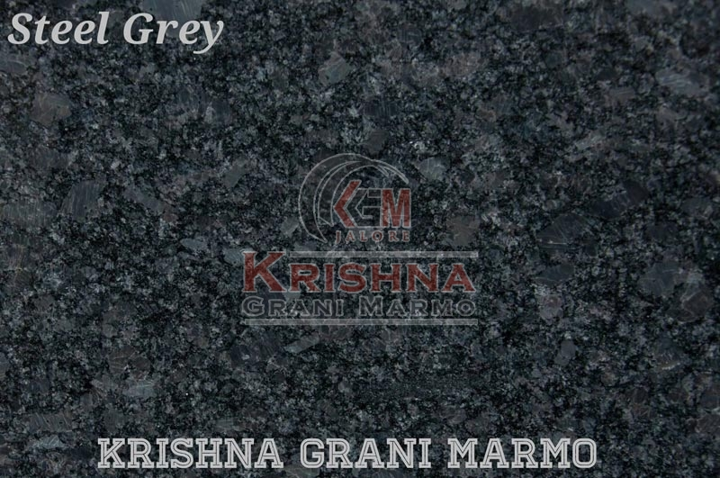 Steel Grey Granite Stone
