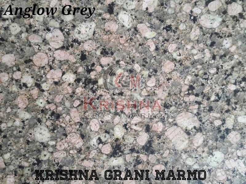 Anglo Grey Granite Stone