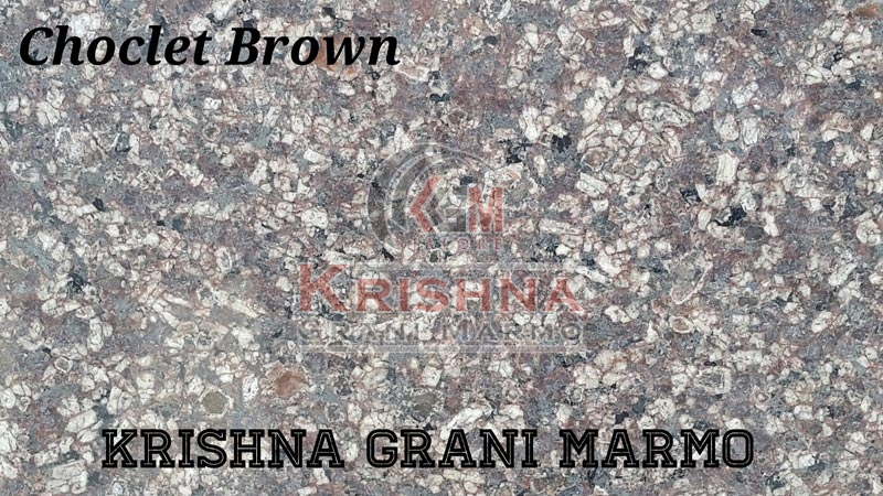 Choclet Brown Granite Stone