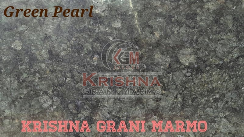 Green Pearl Granite Stone