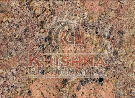 Indian Juparana Pink Granite Stone